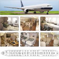Private Jet Floor Plans Private Jets 5 201209