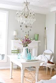 shabby chic dining room shabby chic style with shabby chic wall