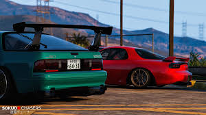 mazda rx7 mazda rx7 fc3s tunable mod grand theft auto v mods gamewatcher