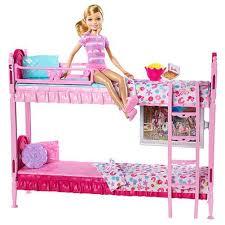Dolls Bunk Beds Uk Bunk Beds By Mattel Co Uk Toys
