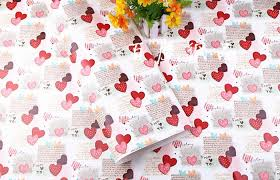 wrapping paper sheets color heart gift wrapping paper s gift wrap wedding