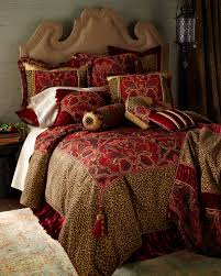 horchow home decor bohemian rhapsody bed linens love the leopard horchow and