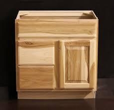 30 Inch Vanity Base Merillat Hickory Bathroom Vanity Sink Base Cabinet 30
