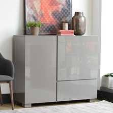 Black Gloss Sideboards Sideboards Contemporary Dining Room Furniture From Dwell