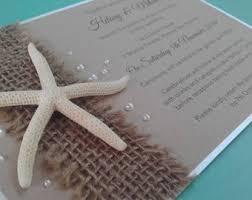 Beach Theme Wedding Invitations Wedding Invitations Etsy Au