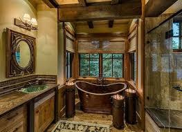 cabin bathroom ideas rustic cabin bathroom ideas vozindependiente