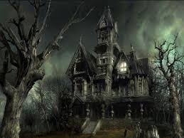 dark halloween background dark castle wallpapers download free halloween wallpapers