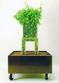 Vine Chair Michel Bussien U0027s Growing Chair Is Deep Seated In Nature