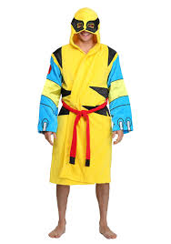 halloween costume coupons marvel wolverine bathrobe