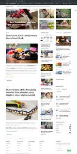 top 5 wordpress college magazine themes 2017 web template news