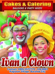 clowns for hire for birthday party entrepreneur ivan d clown bisniz