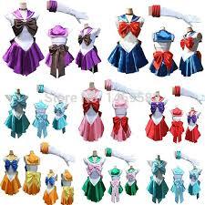 Sailor Moon Halloween Costume 2016 Arrival Ladies Sailor Moon Costume Cartoon Movie