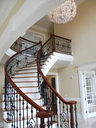 Spindle Staircase Ideas White Stair Spindles Catchy Spindle Staircase Ideas Staircase