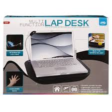 Laptop Lap Desk With Light by As Seen On Tv Tv Multi Function Lap Desk The Warehouse