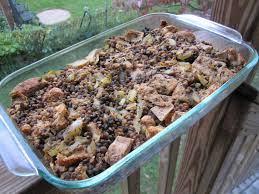 thanksgiving 2010 canada vegan lentil thanksgiving casserole perfect for fall killer