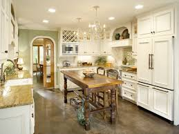 french country chandeliers kitchen home design inspiraion ideas