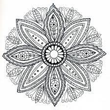 mandala healing mandala coloring coloring mandala