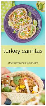 turkey carnitas recipe there walmart and turkey