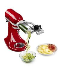 Kitchen Aide Mixer by Kitchenaid Spiralizer Attachment Fits All Stand Mixer Models