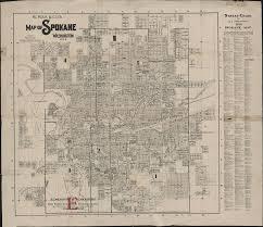 Map Of Spokane Washington Washington Secretary Of State Legacy Washington Washington