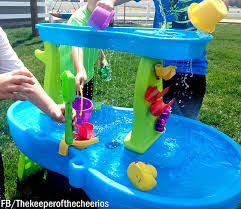 step 2 rain showers water table step 2 rain showers water table my the keeper of the cheerios