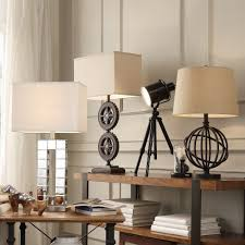 Hammered Metal Table Lamp Table Beauteous Traditional Hammered Bronze Textured Accent Table
