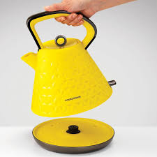 Morphy Richards Toaster Yellow Buy Morphy Richards Prism Kettle Yellow 1 5 Liter Online At Best Price