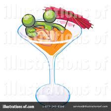 cocktail illustration cocktail clipart 47831 illustration by leo blanchette