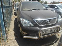 lexus rx for sale kenya toyota harrier 2004 for sale in kenya cars for sale in kenya
