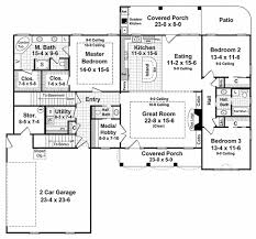 european style house plan 3 beds 2 50 baths 2021 sq ft plan 21 242