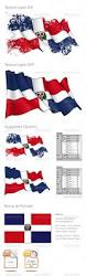 Domenican Flag Dominican Republic Flag Grunge By Gnazlis Graphicriver