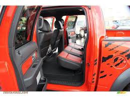 Raptor Ford Truck 2011 - 2011 ford f150 svt raptor supercrew 4x4 in molten orange tri coat