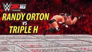 wwe 2k16 ps4 british bulldog vs x pac vs rikishi full match wwe 2k16 randy orton vs triple h hell in a cell match ps4