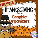 free thanksgiving graphic organizers resources lesson plans
