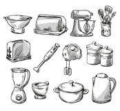 appareil menager cuisine appareil électroménager pour l ensemble d icône de maison et de
