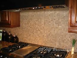 KitchenBathroom Remodel  Home Renovation Photo Gallery GRNY - Square tile backsplash