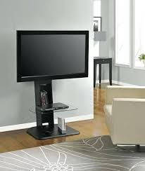 tv stand tv stand for living space black corner electric