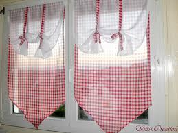 Rideaux Cuisine Campagne by Indogate Com Decoration Cuisine Rouge Et Blanc