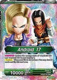 android 17 and 18 android 17 diabolical duo androids 17 18 union