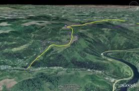 Google Map Of Oregon by Lc Pine Creek To Peck Idaho Chapter Lchtf
