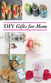 Homemade Gifts For Mom by 12 Easy Diy Gifts For Mom You Can Make Today Anika U0027s Diy Life