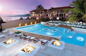 rendering of new infinity pool at sandals lasource grenada resort