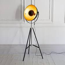 studio floor lamp copper xiedp lights decoration