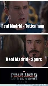 Tottenham Memes - benzema protagonista de los memes del madrid tottenham as com