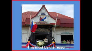 Hanging American Flag Vertically Philippine Flag U0027s Inverted Culture Youtube