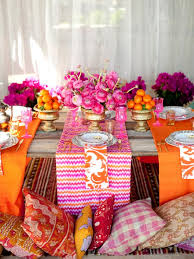 Moroccan Party Decorations Diy Projects And Ideas For Creating A Bohemian Style Wedding Diy