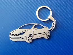 peugeot for sale in lebanon peugeot 206 cc keychain personalized keychain car keychain