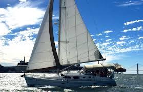 44 u0027 hunter 44 deck salon yacht for sale rubicon yachts
