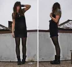 biker style boots annachiara s zara inspired balmain tee h u0026m black dress zara