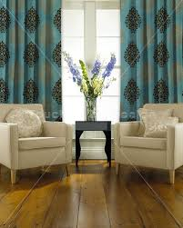 Brown Turquoise Curtains Curtain Panels In Turquoise And Brown Made To Measure Curtains